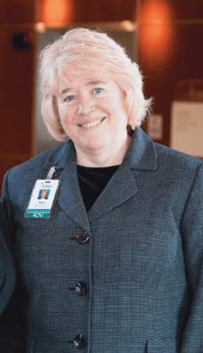 Ruth Manzer, RN, OCN